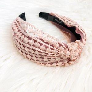 VICI Nana Crochet Twist Headband